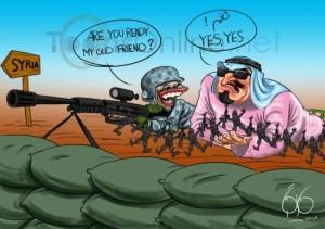 saudi, us alliance