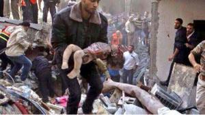 paestine, Gazeh massacre2014