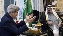 usa, keri, saudi king