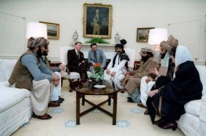 reagan and mujahideen1