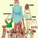 us,israel,saudi coalition, yemen war