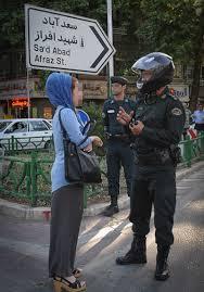 Iran, hejab