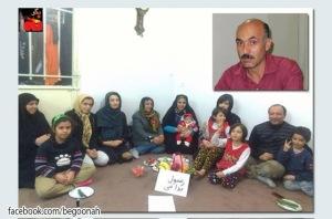 kargari, boudaghi family