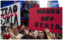syria, hands off syria