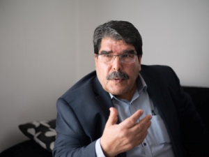 saleh moslem,turkey- kurd
