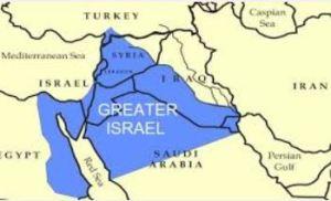 israel, greater israel dream