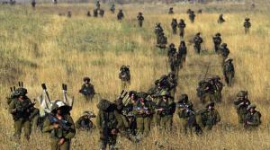 israeli zionist soldiers