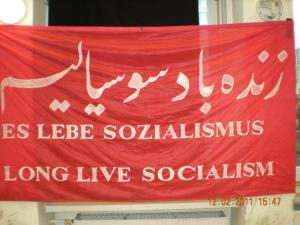socialism ,zendeh baad!