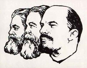 Marx, Engels, Lenin (2)
