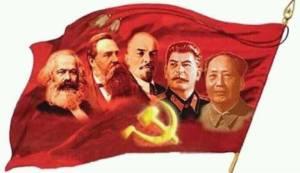 marx,engels,lenin,stalin & mao