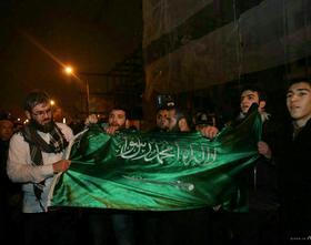 Iran, mobs