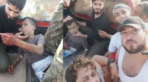 syrian war,rebels_in_syria_behead_a_11_year_old_child