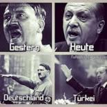 turkey & german fascist leaders