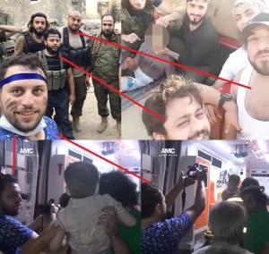 syria,western media war