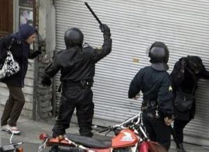 uprising 2009,sarkobIran