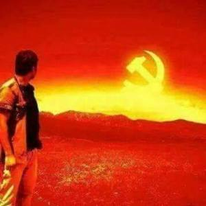 hammer-sickle-sunrise