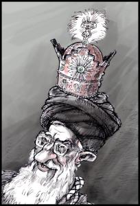 khamenie-with-crown