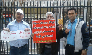 kargariwahed-drivers-strike-for-housing
