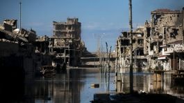 libya,sirt ruin!